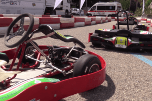 """Karting in piazza"", ACI educa i bambini alla sicurezza stradale"