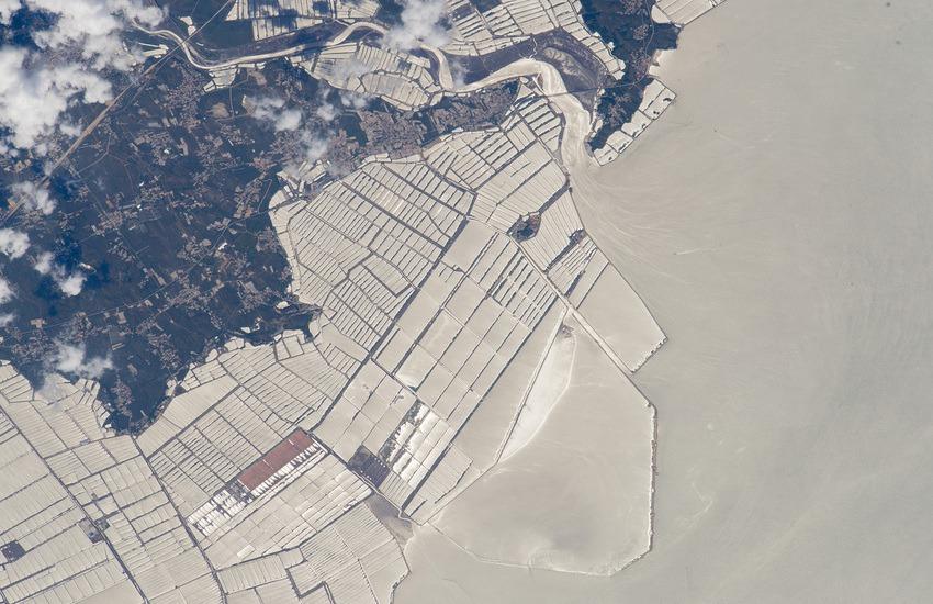 L'impronta dello sviluppo urbano sugli oceani