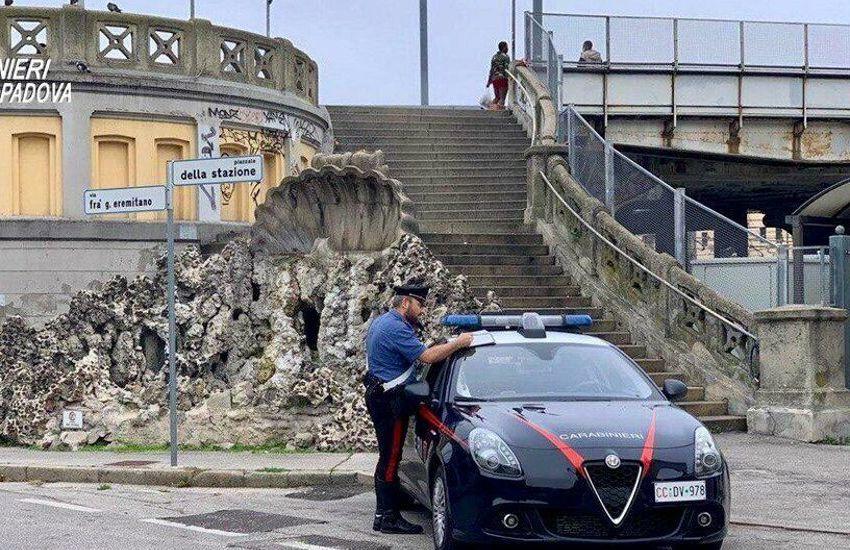 Padova, arrestato rapinatore seriale del Cavalcavia Borgomagno