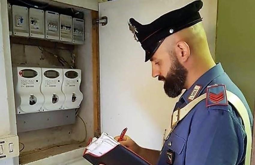 Militello in Val di Catania, ricettatore fruiva anche di energia a costo zero. Arrestato