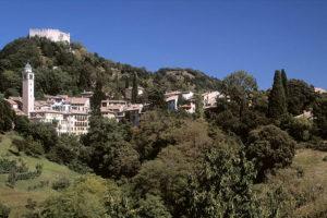 Asolo, visite guidate alla Rocca restaurata