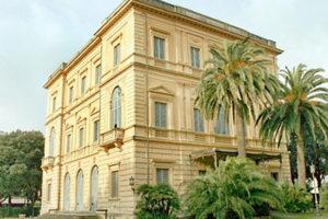 Riapre al pubblico la Biblioteca d'arte di Villa Mimbelli