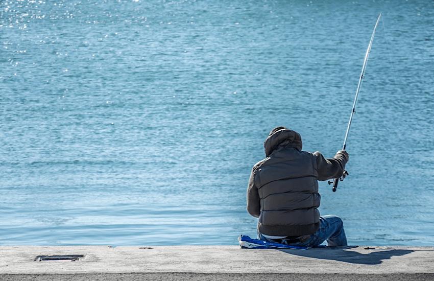 Livorno: Aperta la pesca sportiva  al Molo Elba