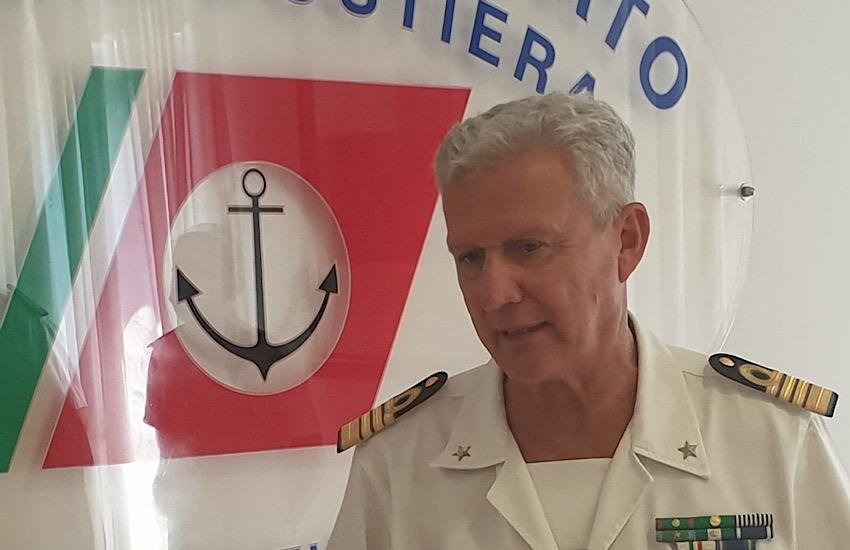 il Comandante Busdraghi lascia la Direzione Marittima di Livorno ed il servizio attivo nel corpo delle Capitanerie di Porto