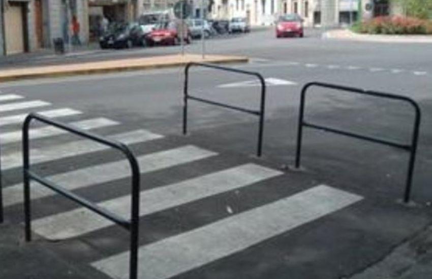 Piove di Sacco, pronte le barriere per la sicurezza pedonale nel centro storico: attiva anche la videosorveglianza