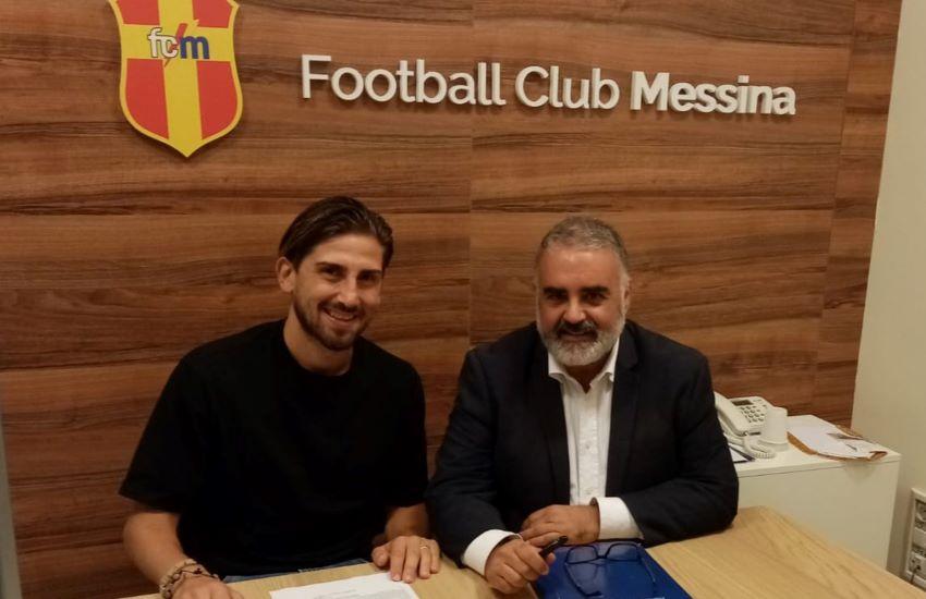 FC Messina: in attacco c'è  Pietro Balistreri