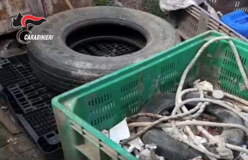 Controlli serrati sul fiume Sarno, lotta senza quartiere all'abbandono dei rifiuti ed agli sversamenti illeciti (VIDEO)
