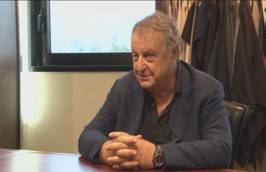 Scompare uno storico  imprenditore di successo, addio a Franco Miliotti