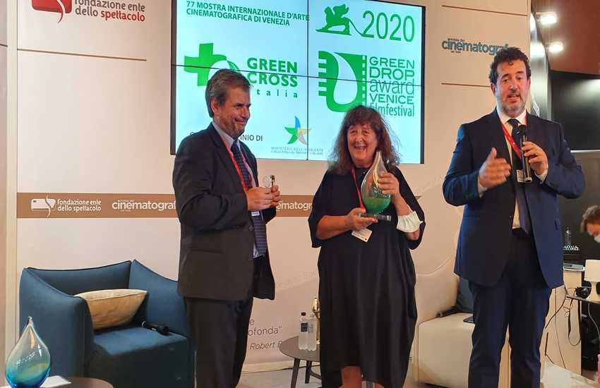 "#Venezia77: a ""Notturno"" di Rosi il Green Drop Award 2020"