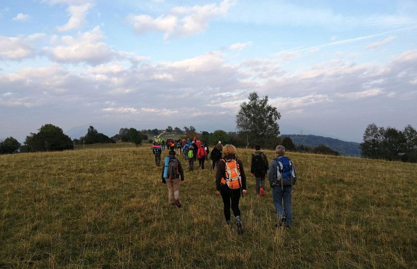 Camminare e raccontare per fare paesaggio
