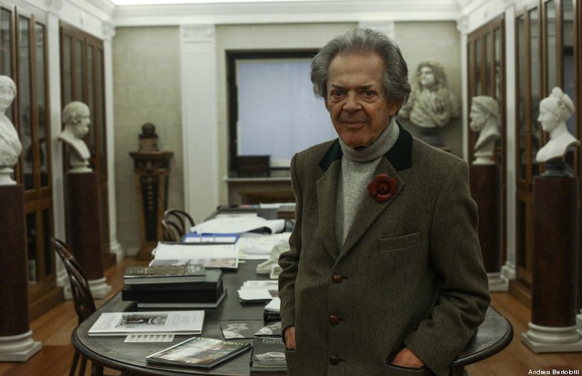 Parma – E' morto Franco Maria Ricci: editore, storico e collezionista