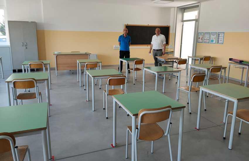 Montebelluna: Scuole completamente rinnovate