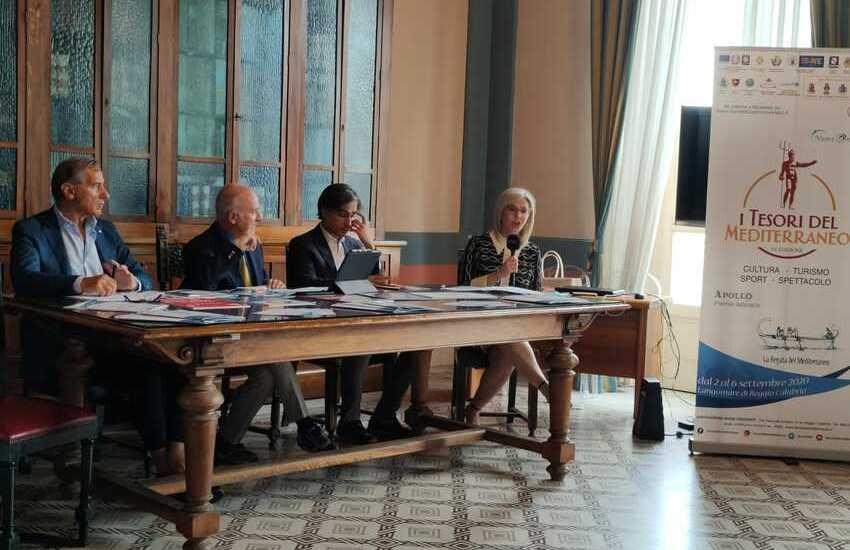 """Sul Lungomare, torna la 4 giorni de """"I Tesori del Mediterraneo"""""""
