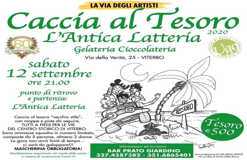 """A Viterbo """"La Via degli Artisti"""""""