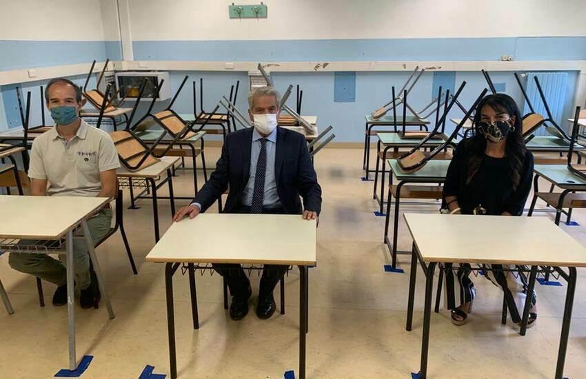 Viterbo, le scuole riaprono 24 settembre