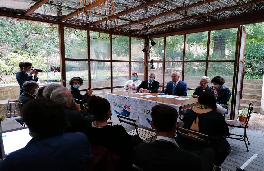 Presentati i candidati e le sfide di Più Europa Toscana