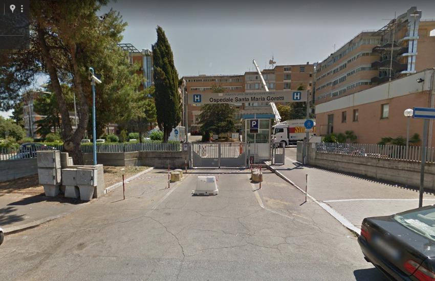 L'ospedale di Latina