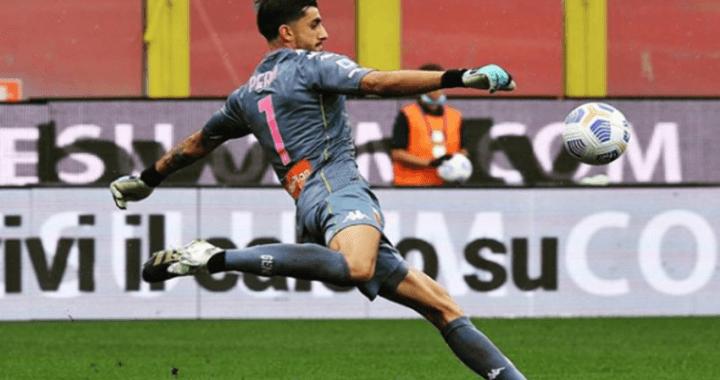 Napoli-Genoa rinviata alle 18:00, Perin positivo