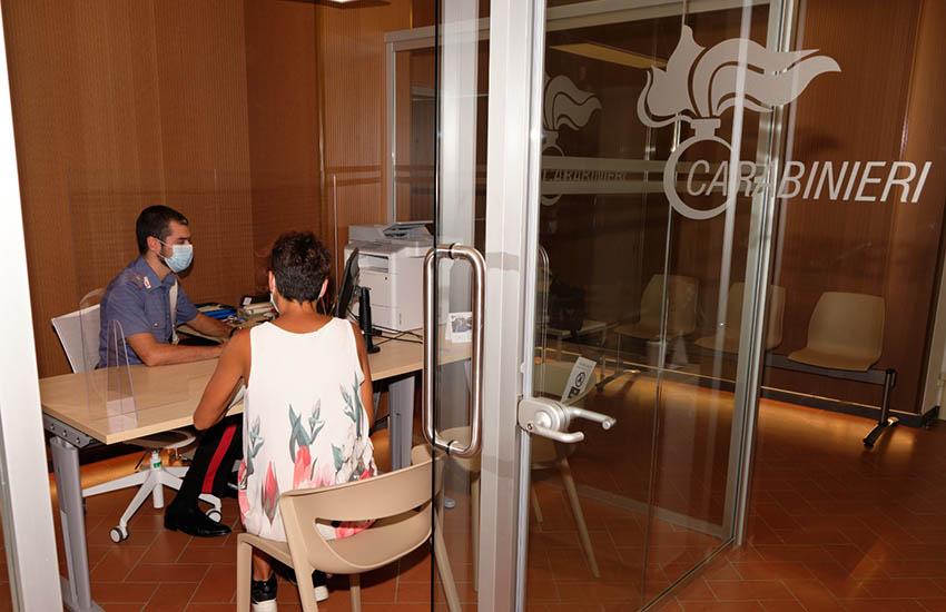 Rinnovata la stazione Uffizi dei carabinieri, nuovi spazi e funzionalità