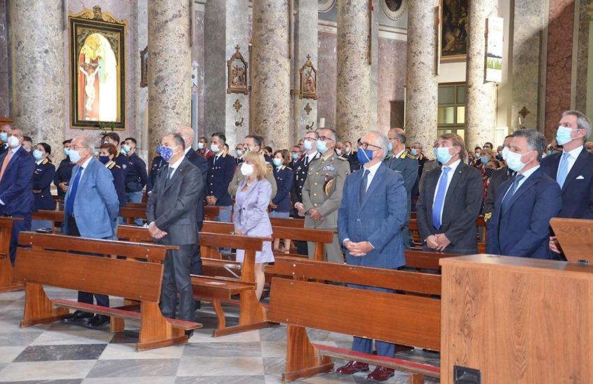 """San Michele Arcangelo, """"protettore dei protettori"""". La celebrazione in Cattedrale"""