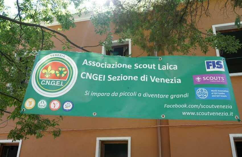 Forte Marghera:Consegnata agli Scout CNGEI la sede a restaurata