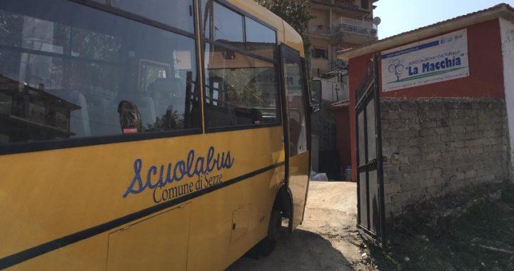 Nuova sede per i piccoli dell'asilo di Collemeso, a Sezze