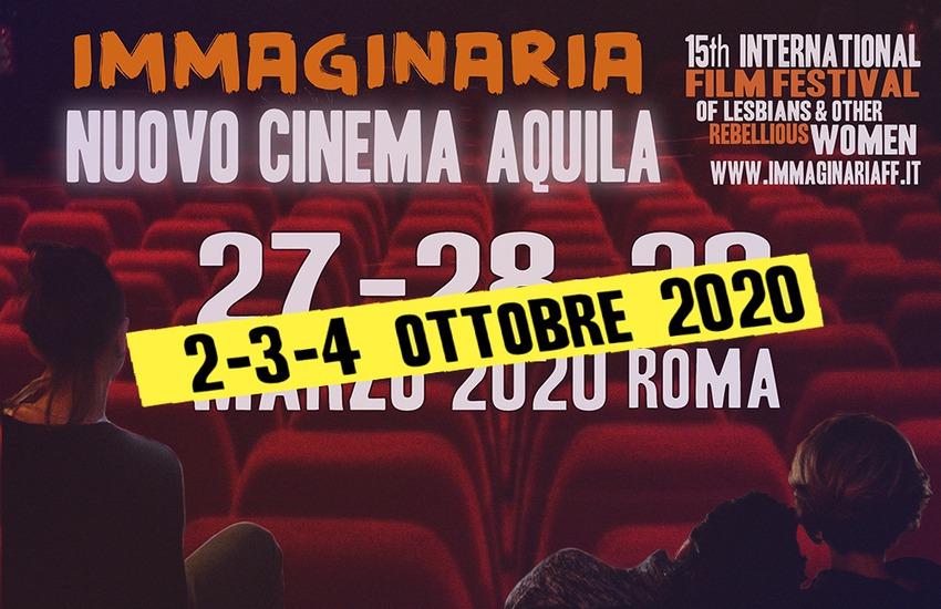 IMMAGINARIA, festival internazionale di cinema lesbico e femminista