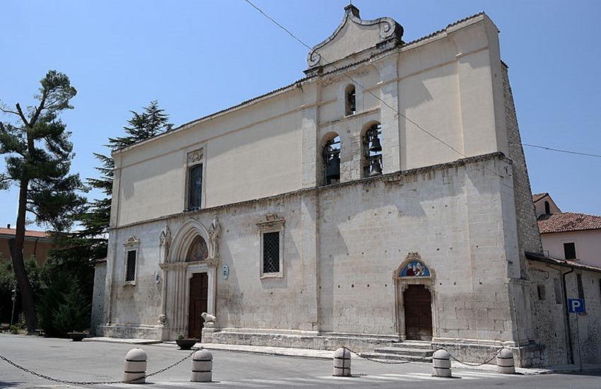 Cattedrale di Sulmona: furto delle offerte