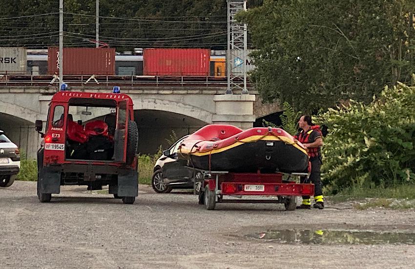 Parma, trovato un cadavere nel torrente Parma: è quello di un ventenne scomparso lunedì