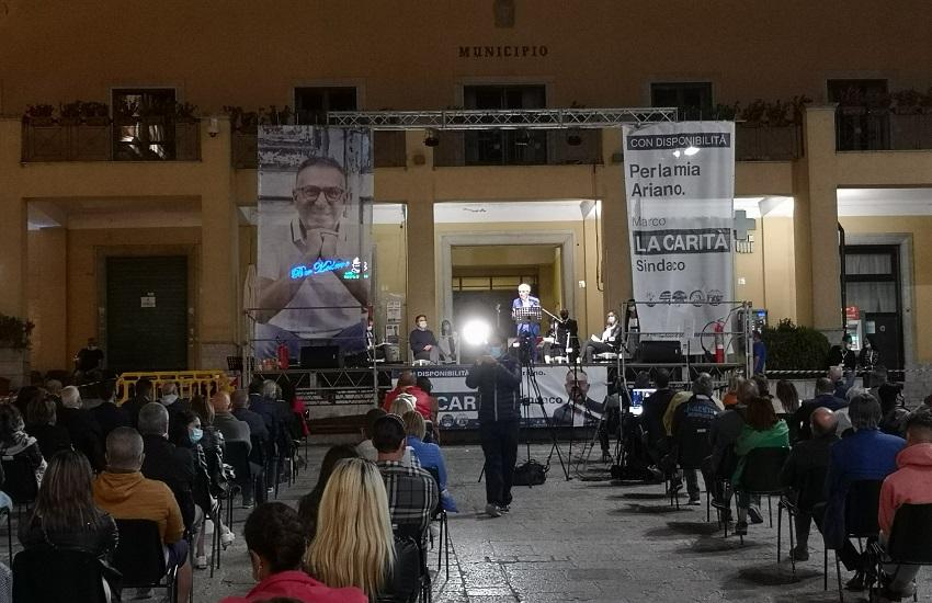 Ariano Irpino – La Carità: basta parlare di suggeritori e di trame oscure, confrontiamoci sui programmi