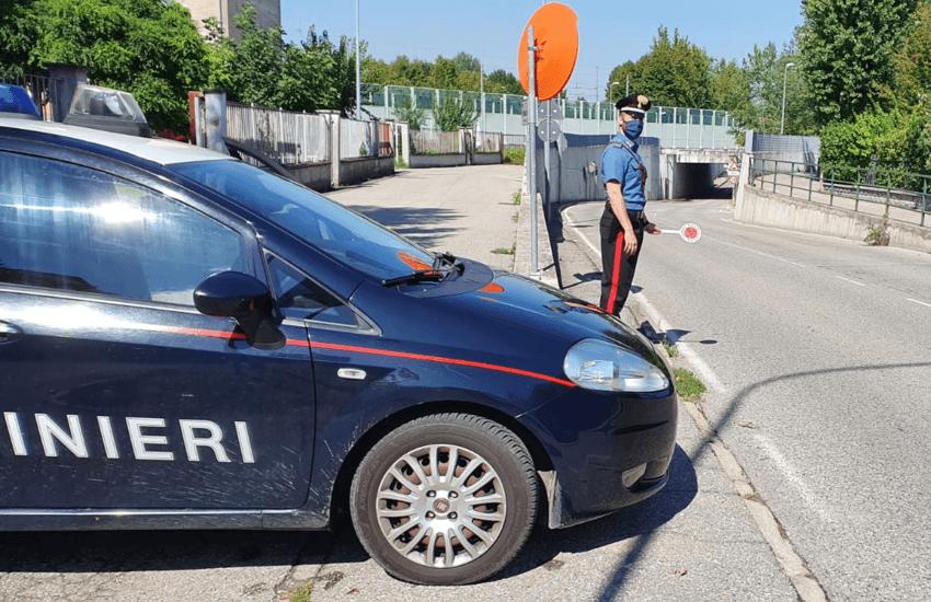 Bomba d'acqua nel bolognese: una famiglia rischia la vita