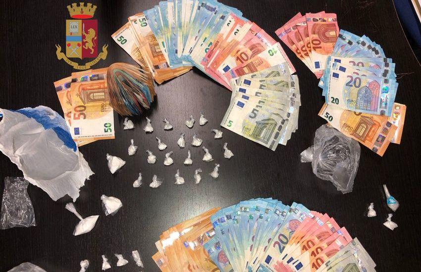 Roma, lotta allo spaccio di droga, numerosi arresti in città
