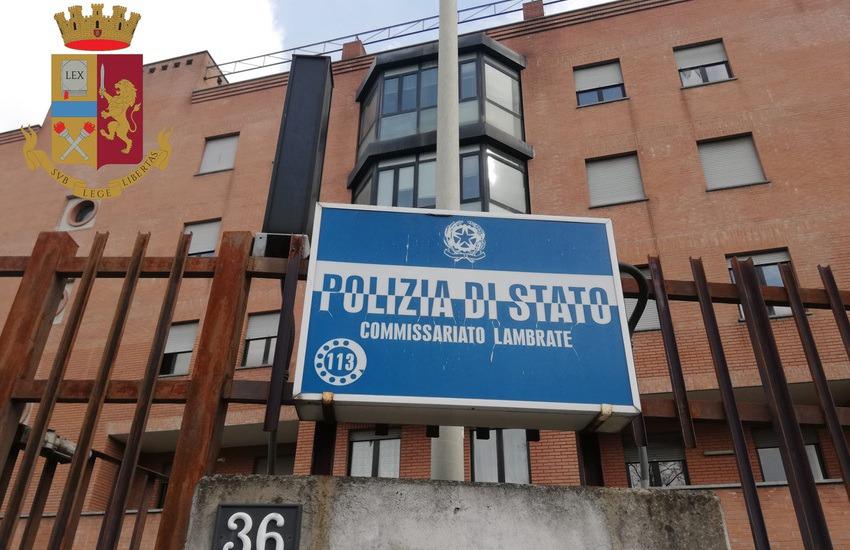 Milano, spaccio di droga, la Polizia di Stato sequestra 110 grammi di droga e arresta pusher