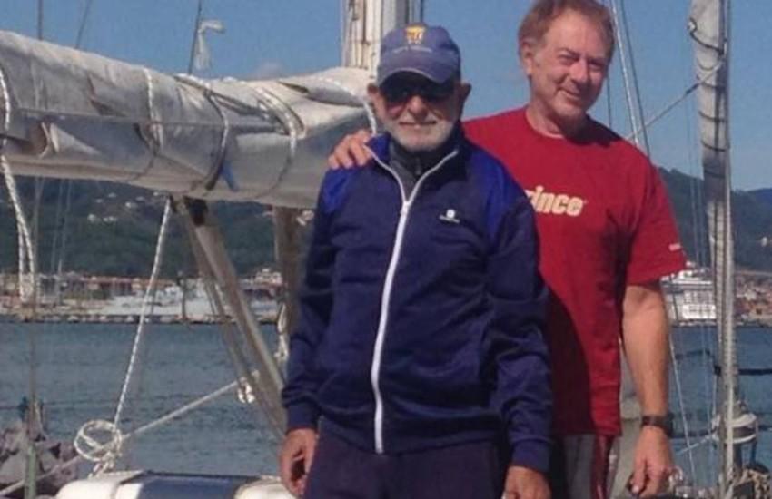 La Spezia, Mario Battilanti, a 91 anni, fa il Giro d'Italia in barca a vela: la storia