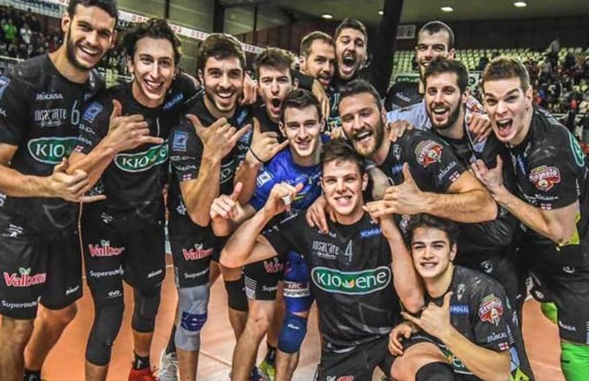 Volley Padova, allenamento congiunto in vista della Coppa Italia
