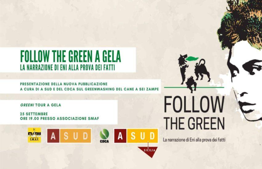 Allo Smaf il Follow the Green di Andrea Turco