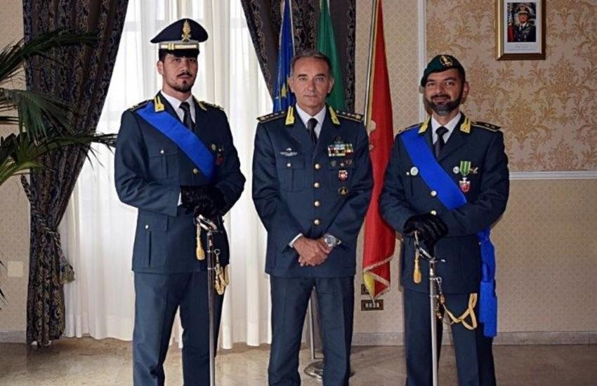 Guardia di Finanza, cambio al vertice delle Compagnie di Catania e della Pronto Impiego.