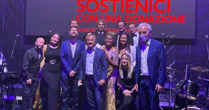 Grande commozione a Latina per il concerto della pace