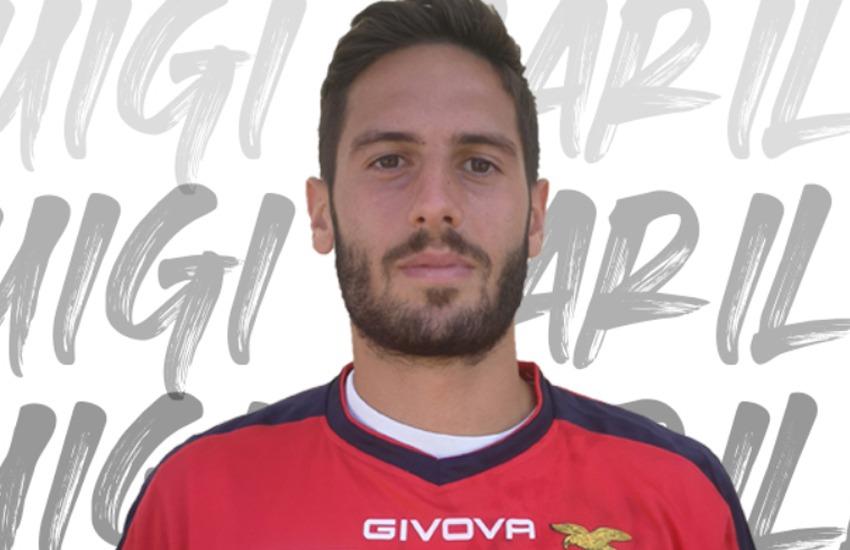 La rosa della Casertana Fc si arricchisce di un nuovo giocatore: nel team Luigi Carillo