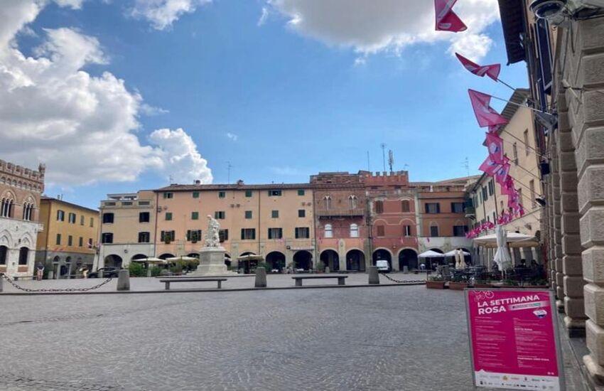 Scatta il Giro Rosa: prima tappa-cronometro a Grosseto