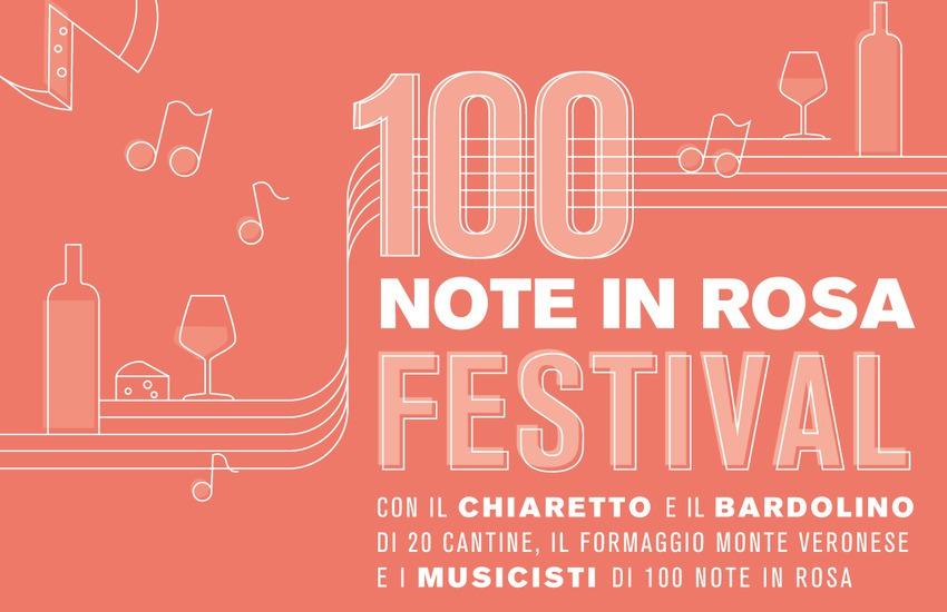 Mura festival, 100 note in rosa con 60 etichette di vino