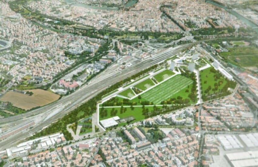 """Central Park a Verona pronto entro il 2026. Sboarina: """"svolta epocale per la città"""""""