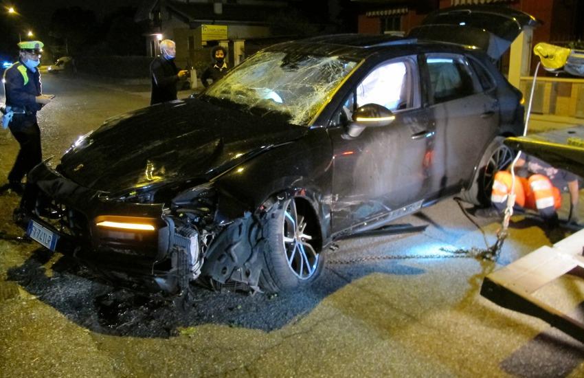 Grave incidente a Verona in Via Turbina