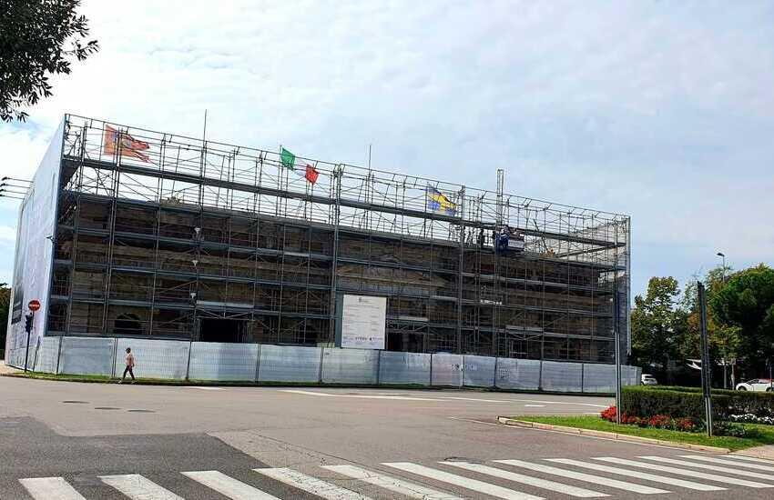 Porta Nuova, terminato il restauro della facciata