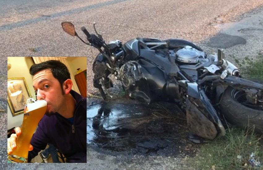 Marco Ariu è morto dopo un mese e mezzo di agonia in ospedale