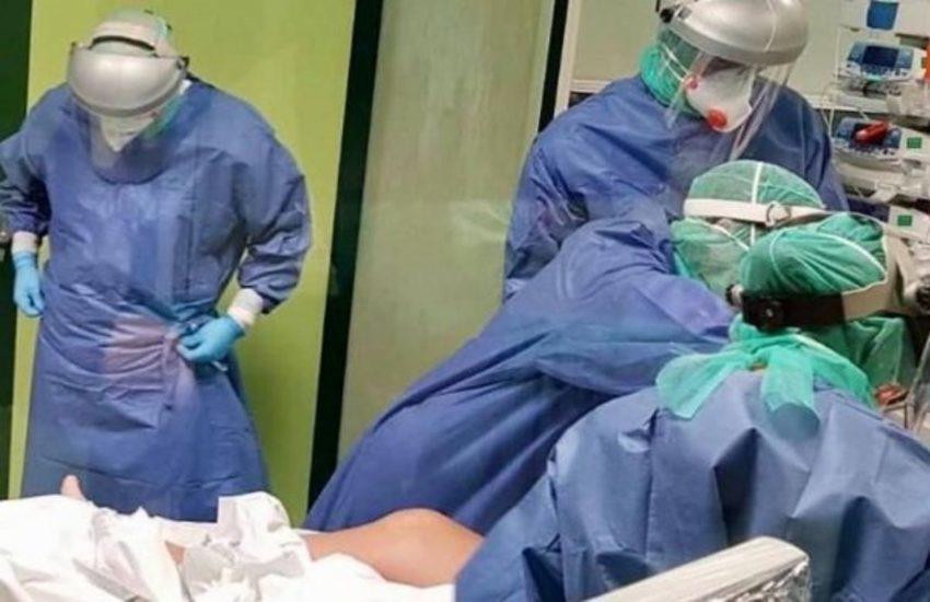 Emiliano annuncia: rinviato causa Covid il concorso per infermieri. Si scatena la tifoseria social