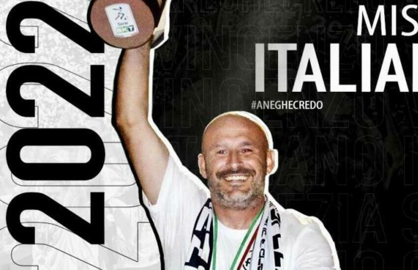 Spezia Calcio, ufficiale: Italiano rinnova fino al 2022