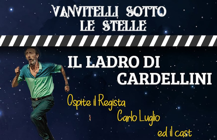 Il ladro di Cardellini sabato 5 a piazza Vanvitelli: quanto pesa la libertà?