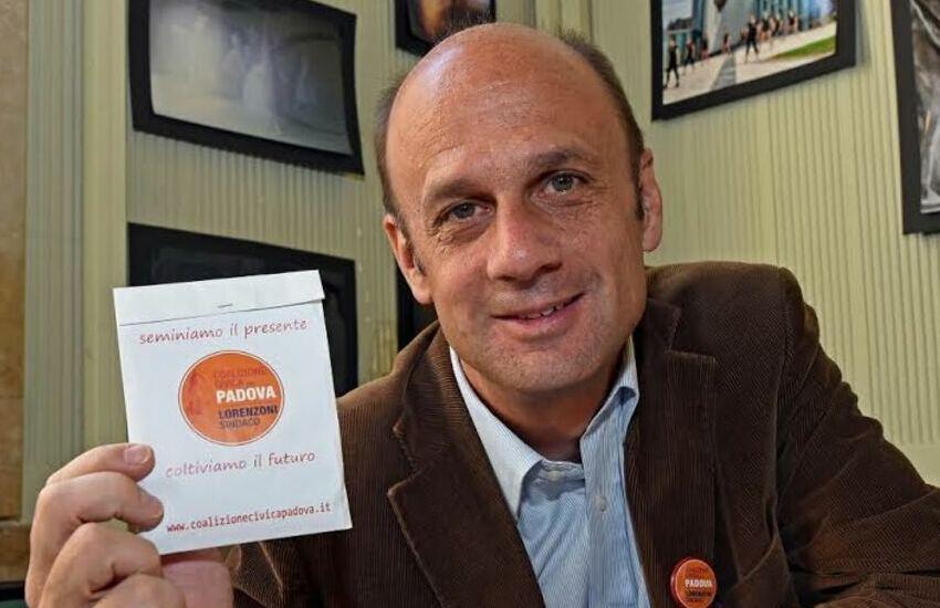 Padova, Lorenzoni positivo al Covid: continuerà la campagna elettorale da remoto