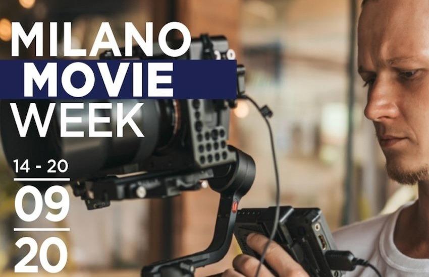 Milano Movie week, una settimana di proiezioni, mostre e incontri